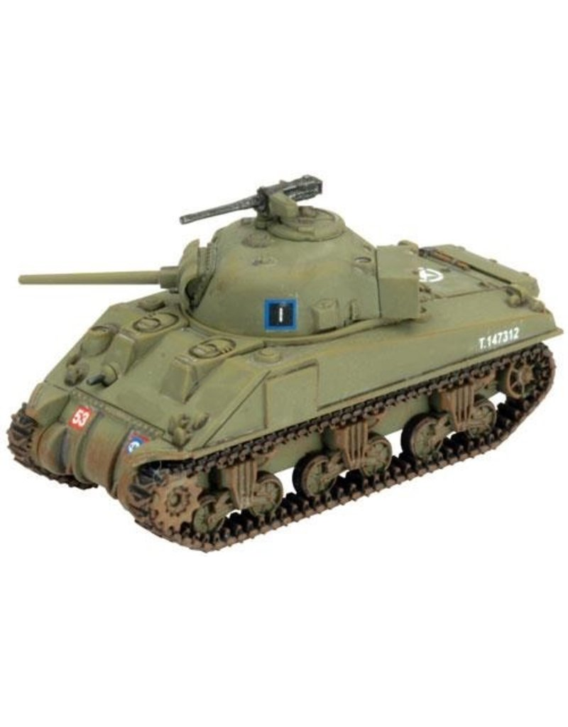 GF9 TANKS TANKS: British Firefly