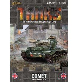 GF9 TANKS TANKS: British Comet