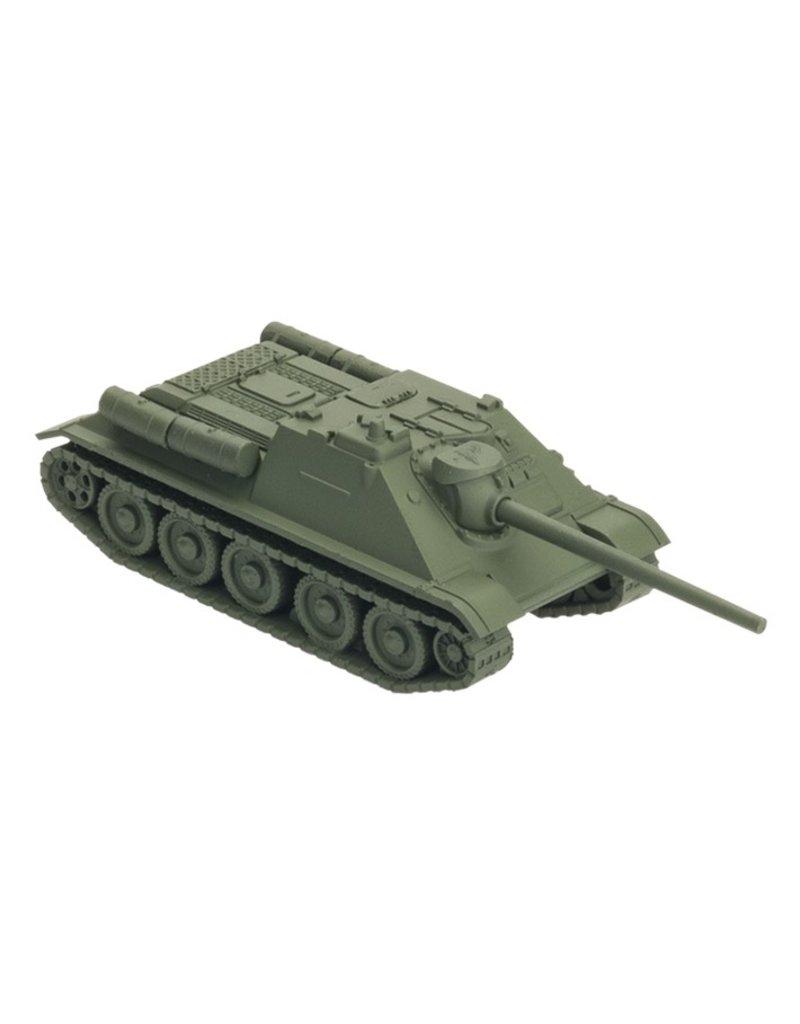 GF9 TANKS TANKS: Soviet SU-100