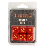 GF9 TANKS TANKS: Soviet Dice Set (6)