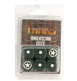 GF9 TANKS TANKS: US Dice Set (6)