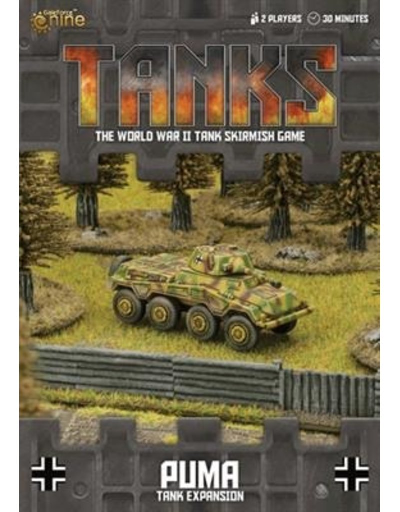 GF9 TANKS TANKS: German Puma