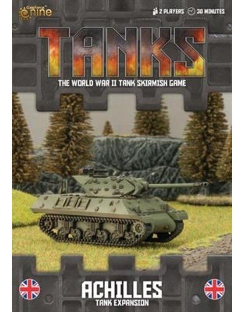 GF9 TANKS TANKS: British Achilles