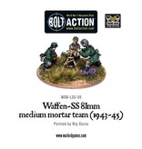 Bolt Action BA German Army: Waffen-SS 81mm Medium Mortar Team (1943-45)