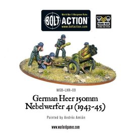 Bolt Action BA German Army: Heer Nebelwerfer