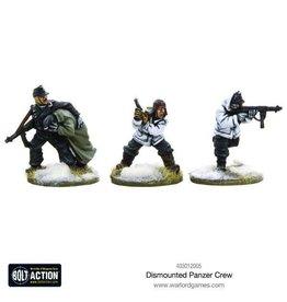 Bolt Action BA German Army: Dismounted Panzer Crew