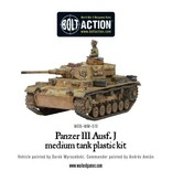 Bolt Action BA German Army: Panzer III (Plastic)