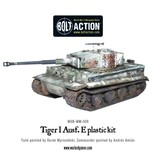 Bolt Action BA German Army: Tiger I Ausf E