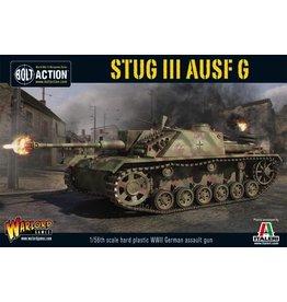 Bolt Action BA German Army: StuG III (Plastic)