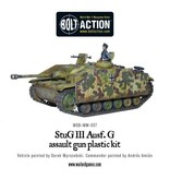 Bolt Action BA German Army: StuG III (Plastic)