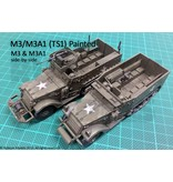 Rubicon Models DIRECT 28mm Rubicon Models: M3 / M3A1 Half Track