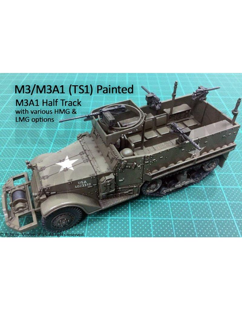 Rubicon Models 28mm Rubicon Models: M3 / M3A1 Half Track