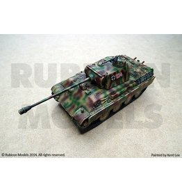 Rubicon Models 28mm Rubicon Models: Panther Ausf G