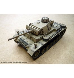 Rubicon Models 28mm Rubicon Models: Panzer III Mid War
