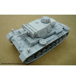 Rubicon Models DIRECT 28mm Rubicon Models: Panzer III Mid War