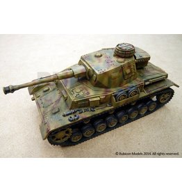 Rubicon Models 28mm Rubicon Models: Panzer IV Mid and Late War
