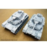 Rubicon Models DIRECT 28mm Rubicon Models: Panzer IV Mid and Late War