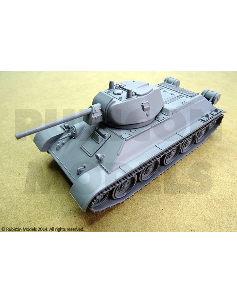 Rubicon Models 28mm Rubicon Models: T34/76