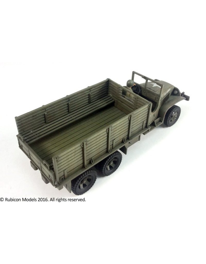 Rubicon Models DIRECT 28mm WWII: (USA) CCKW 353 2.5 ton 6x6 Truck (GMC)