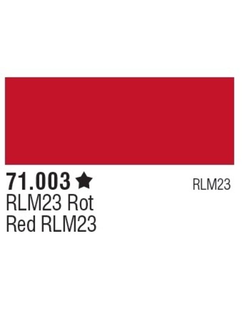 Vallejo VAL71003 Scarlet Red