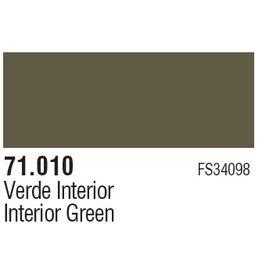 Vallejo VAL71010 Interior Green