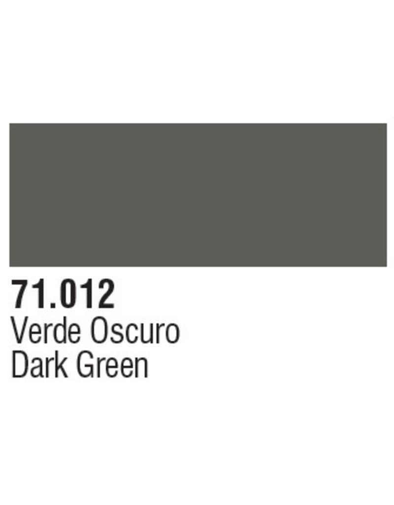 Vallejo VAL71012 Dark Green