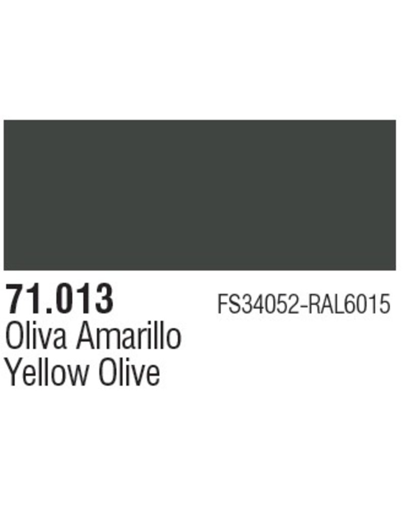 Vallejo VAL71013 Yellow Olive