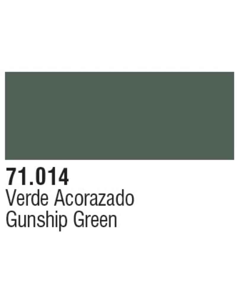 Vallejo VAL71014 Gunship Green