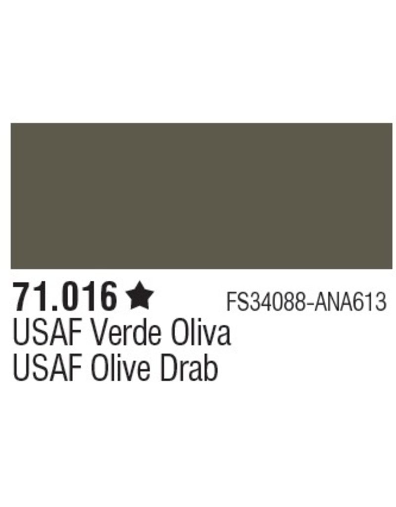 Vallejo VAL71016 US Dark Green