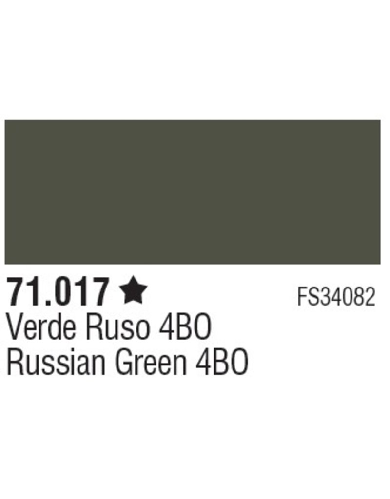 Vallejo VAL71017 Russian Green