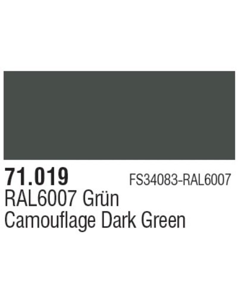 Vallejo VAL71019 Cam. Dark Green