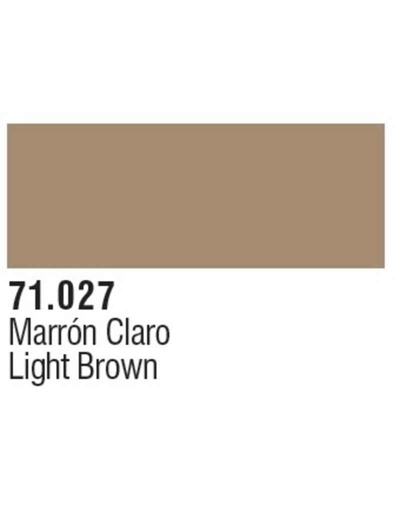 Vallejo VAL71027 Light Brown