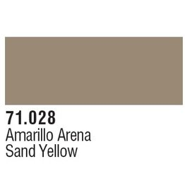 Vallejo VAL71028 Sand Yellow