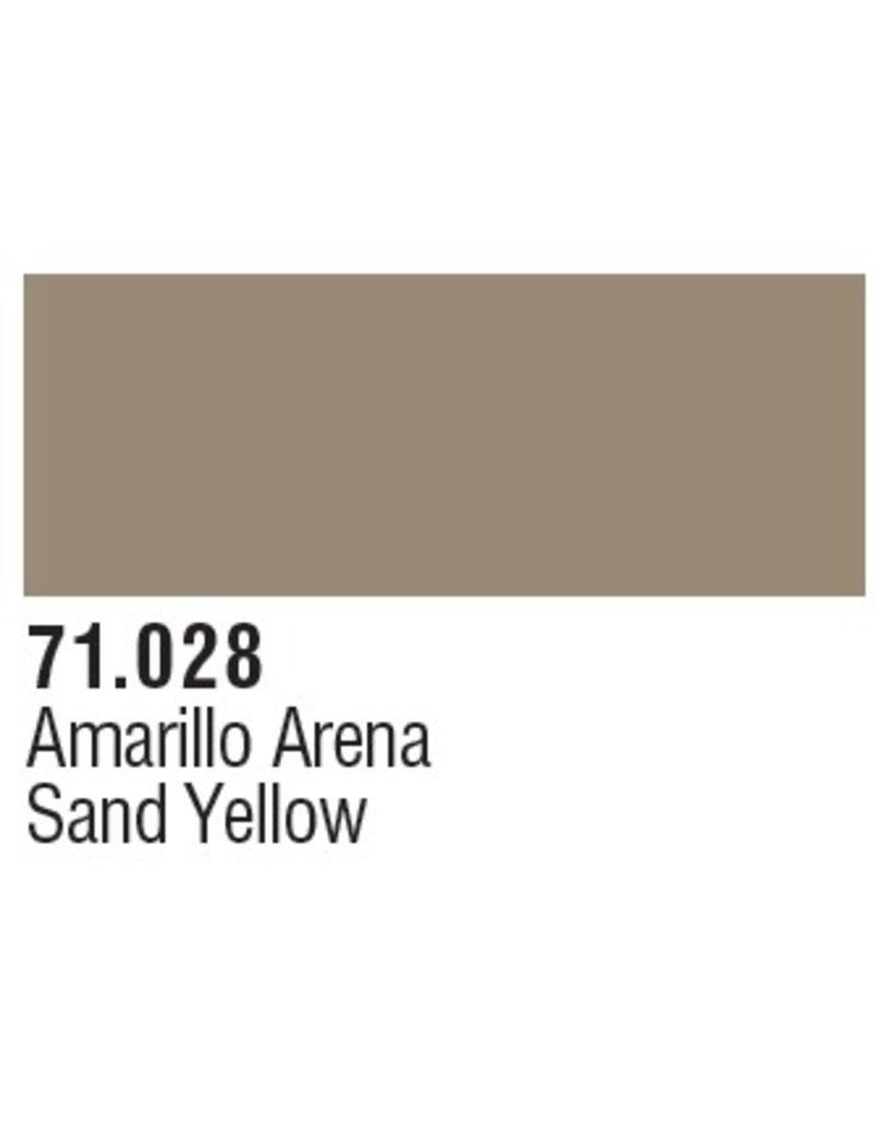 Vallejo VAL71028 Sand Yellow