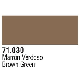 Vallejo VAL71030 Green Brown