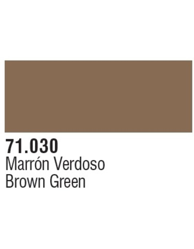 Vallejo VAL71030 Green Brown