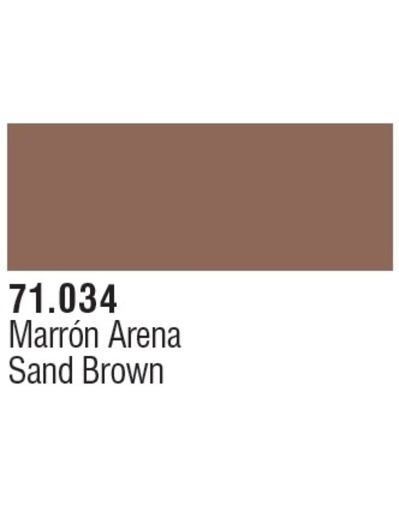 Vallejo VAL71034 Sandy Brown