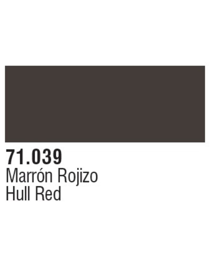 Vallejo VAL71039 Hull Red