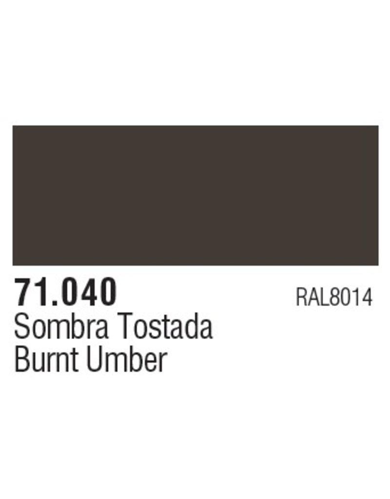 Vallejo VAL71040 Burnt Umber