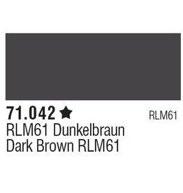 Vallejo VAL71042 Cam. Black Brown