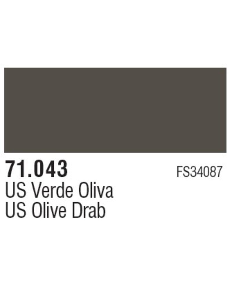 Vallejo VAL71043 Olive Drab