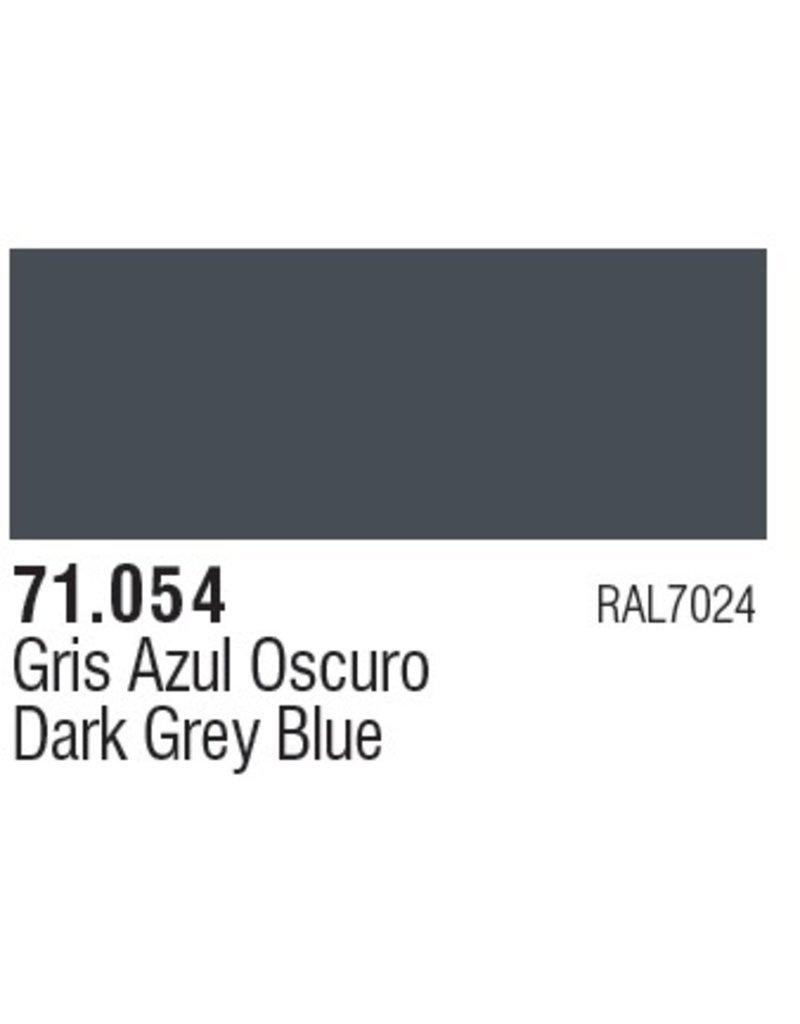 Vallejo VAL71054 Dark Grey Blue