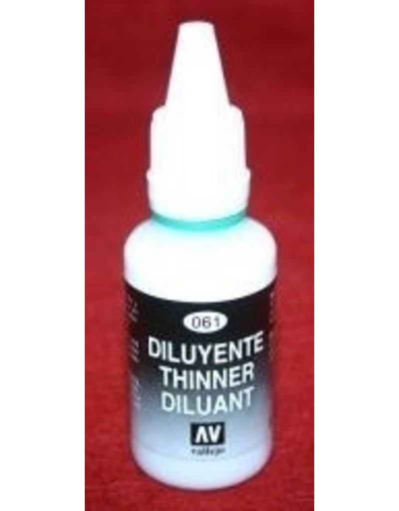 Vallejo VAL71061 Vallejo Airbrush Thinner 32ml