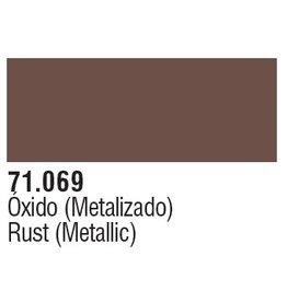 Vallejo VAL71069 Metallic Rust