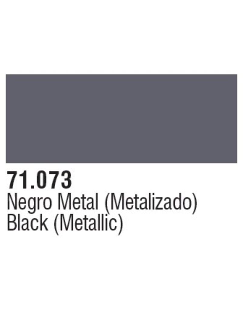 Vallejo VAL71073 Metallic Black