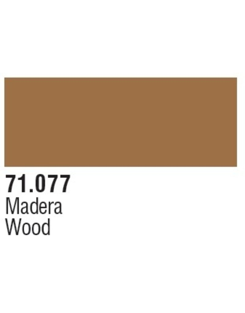 Vallejo VAL71077 Wood