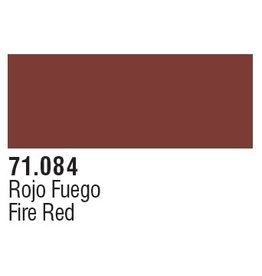 Vallejo VAL71084 Fire Red