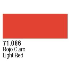 Vallejo VAL71086 Light Red