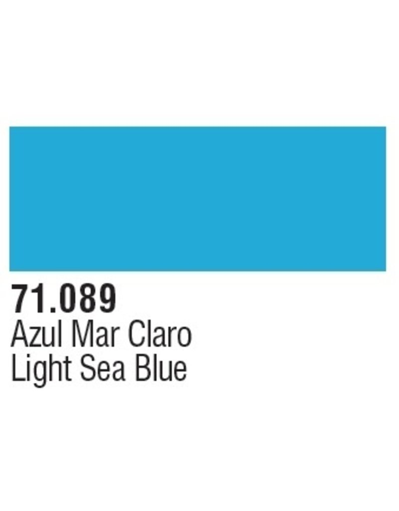 Vallejo VAL71089 Light Sea Blue
