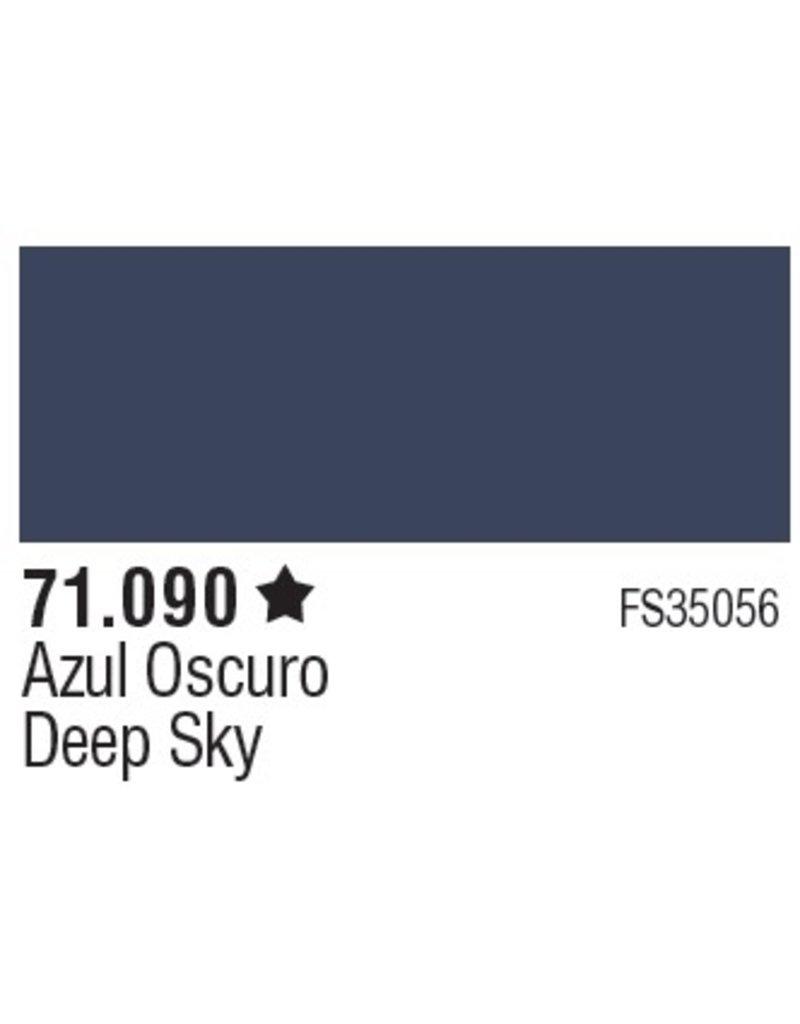 Vallejo VAL71090 Blue Angel Blue